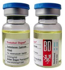 Testabol Depot British Dragon